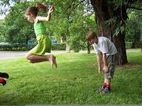 подвижные игры на воздухе
