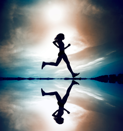 Медитативный бег