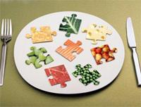 Микроэлементы в продуктах питания