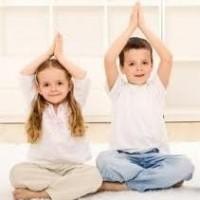 Детская йога упражнения