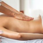 Точечный массаж тела